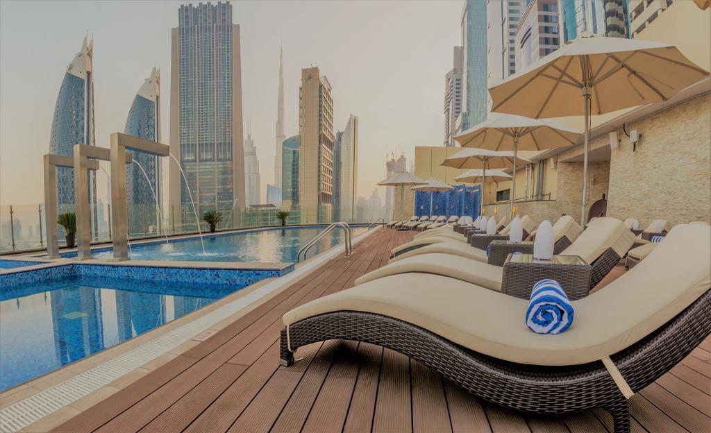 4 Sterne Hotel Gevora in Dubai #2