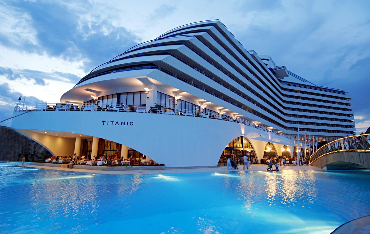 Hotel Titanic Beach Lara#1