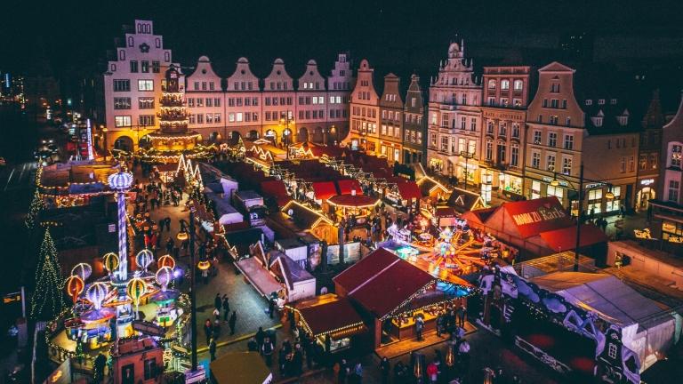 Rostock Weihnachtsmarkt