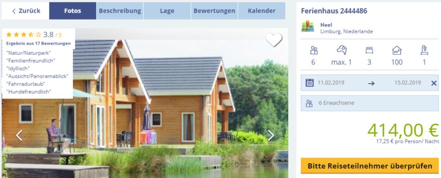 Ferienpark Holland 061218