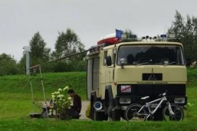 Mit dem Allrad-LKW ans Nordkap - Bild2