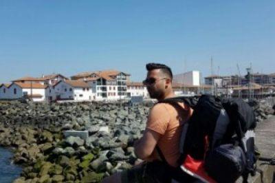 Mit dem Fahrrad/Zelt durch Frankreich / Spanien / Portugal - 3 Monate -