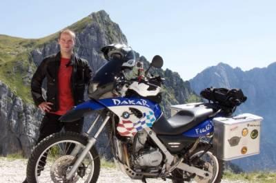 Reise nach Norwegen/ Schweden oder Südeuropa mit Motorrad